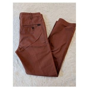 Abercrombie & Fitch • Slim Fit Chinos